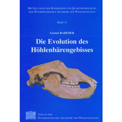 Die Evolution des Höhlenbärengebisses