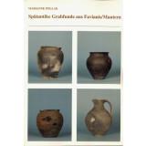Spätantike Grabfunde aus Favianis - Mautern