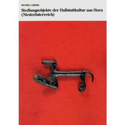 Siedlungsobjekte der Hallstattkultur aus Horn Niederösterreich