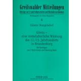 Göritz eine mittelalterliche Wüstung des...