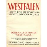 Bodenaltertümer Westfalens. Fünfter Bericht des...