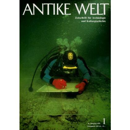 Antike Welt. Zeitschrift für Archäologie und Kulturgeschichte. 26. Jahrgang 1995, Heft 1
