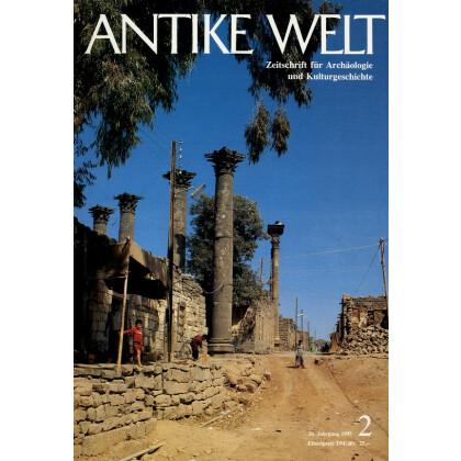 Antike Welt. Zeitschrift für Archäologie und Kulturgeschichte. 26. Jahrgang 1995, Heft 2