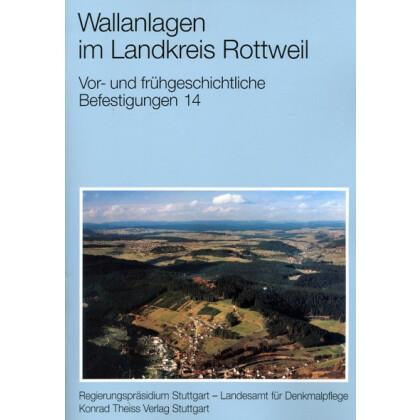 Die Wallanlagen im Landkreis Rottweil