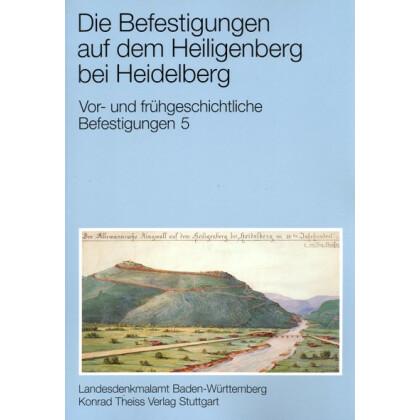 Die Befestigungen auf dem Heiligenberg bei Heidelberg