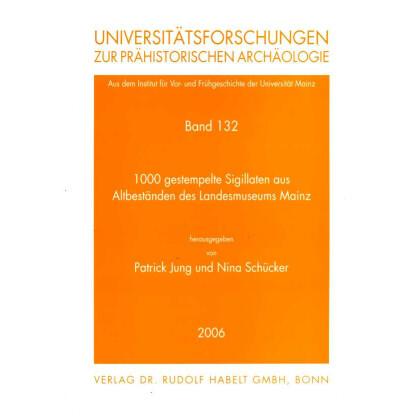 1000 gestempelte Sigillaten aus Altbeständen des Landesmuseums Mainz