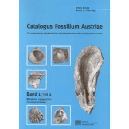 Catalogus Fossilium Austriae, Band 1/Teil 1: Bivalvia neogenica, Nuculacea-Unionacea