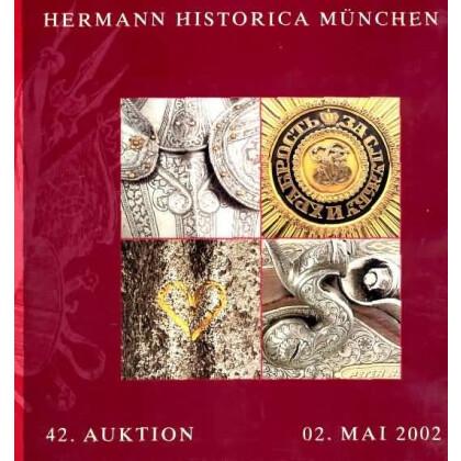 Alte Waffen der Sammlung Axel Guttmann Berlin - 42. Auktion Hermann Historica