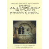 Das Haus Zum roten Basler Stab Salzstraße 20 in...