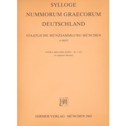 Attika Megaris Ägina - Sylloge Nummorum Graecorum Deutschland