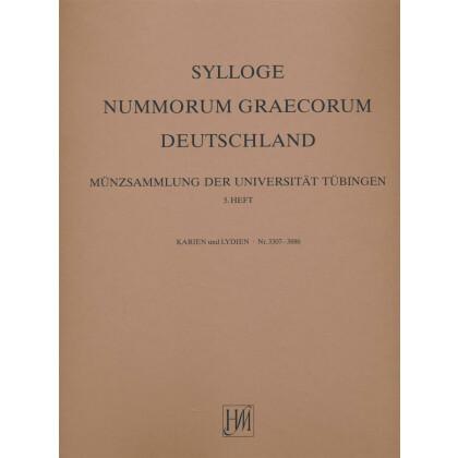 Karien - Lydien - Sylloge Nummorum Graecorum Deutschland. Münzsammlung der Universität Tübingen