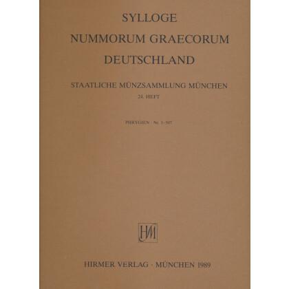 Phrygien - Sylloge Nummorum Graecorum Deutschland. Staatliche Münzsammlung München