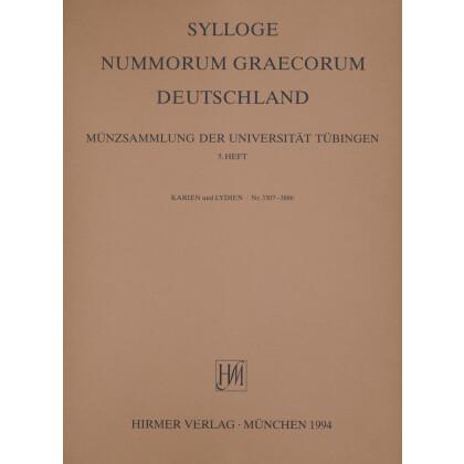 Troas Aeolis Lesbos - Sylloge Nummorum Graecorum Deutschland. Staatliche Münzsammlung München