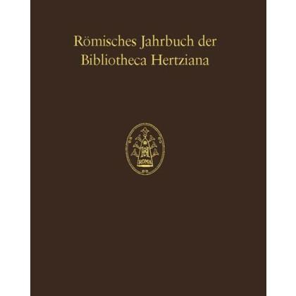 Römisches Jahrbuch der Bibliotheca Hertziana, Band 36