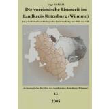 Die vorrömische Eiszeit im Landkreis Rothenburg...