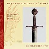 Hermann Historica München 38. Auktion - Alte Waffen,...