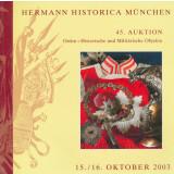 Hermann Historica München 45. Auktion -...