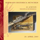 Hermann Historica München 48. Auktion - Schusswaffen...