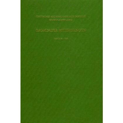 Baghdader Mitteilungen, Band 34