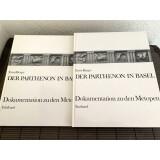 Der Parthenon in Basel - Dokumentation zu den Metopen....