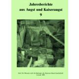 Jahresberichte aus Augst und Kaiseraugst, Band 9 - 1988