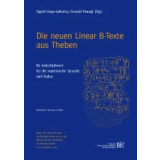 Die neuen Linear B-Texte aus Theben. Ihr...