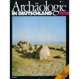 Archäologie in Deutschland. Heft 1990/2....