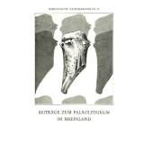 Beiträge zum Paläolithikum im Rheinland