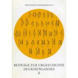 Beiträge zur Urgeschichte des Rheinlandes II