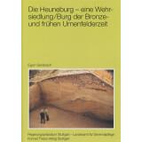 Die Heuneburg bei Hundersingen, Gemeinde Herbertingen -...