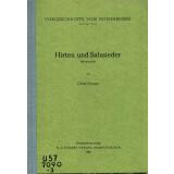 Hirten und Salzsieder - Vorgeschichte von Nordhessen -...