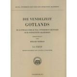Die Vendelzeit Gotlands, I:1 Text
