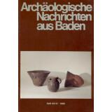 Archäologische Nachrichten aus Baden. Heft 40/41, 1988