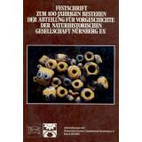 Festschrift der Naturhistorischen Gesellschaft. Die...