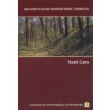 Archäologischer Wanderführer Thüringen,...