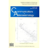 Communications in Asteroseismology, Vol. 148-December, 2006