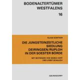 Die jungsteinzeitliche Siedlung Deiringsen - Ruploh in...