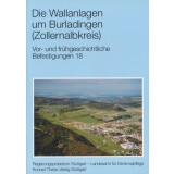 Die Wallanlagen um Burladingen Zollernalbkreis Stetten...