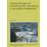 Untersuchungen zur Entstehung der Heuneburg in der...