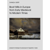 Boat Mills in Europe from Early Medieval to Modern Times