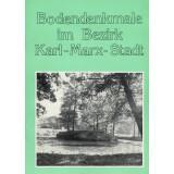 Die geschützten Bodendenkmale im Bezirk Karl - Marx...
