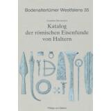 Katalog der römischen Eisenfunde von Haltern aus den...