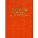 Keos, Vol. IX. Ayia Irini: Periods I-III. The Neolithic...