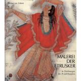 Malerei der Etrusker - in Zeichnungen des 19. Jahrhunderts