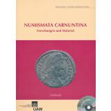 Numismata Carnuntina. Forschungen und Material. Text und...