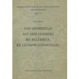 Das Gräberfeld auf dem Heidberg bei Billerbeck,...