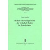 Studien zur Sozialgeschichte der Grafschaft Zollern im...