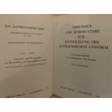 Urkunden und Kommentare zur Entwicklung der...