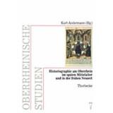 Historiographie am Oberrhein im späten Mittelalter...