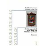 Bevölkerungsstatistik an der Wende vom Mittelalter...